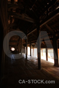 Nguyen emperor unesco dynasty column pavilion.