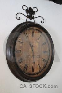 Object clock.