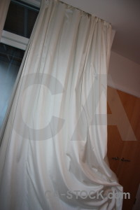 Object cloth curtain.