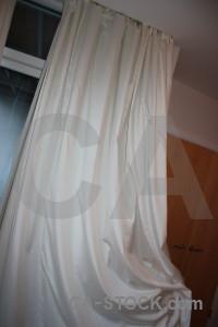 Object cloth curtain.