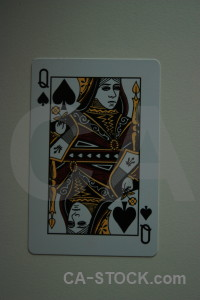 Object playing card.