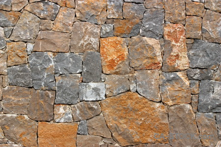 Orange brown texture stone.