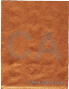 Orange card brown paper texture.