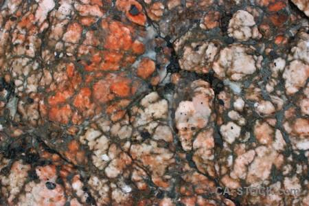 Orange rock stone texture.