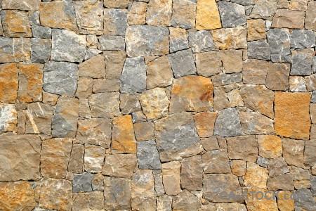Orange stone texture.