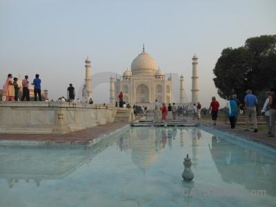 Palace archway india minaret unesco.