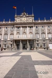 Palace europe sky spain building.