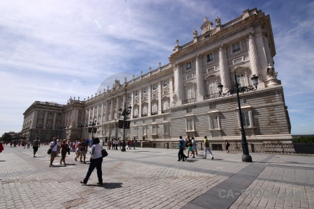 Palace royal cloud europe person.