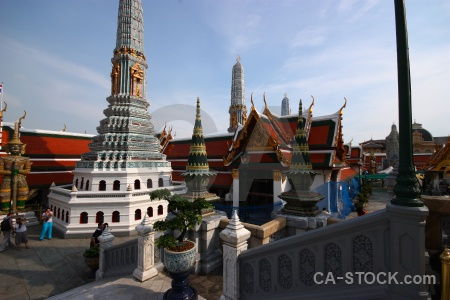 Palace royal wat phra kaeo temple buddhism.