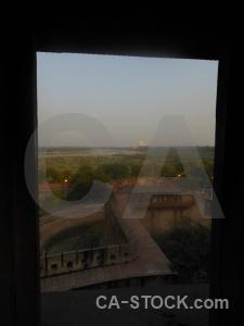 Palace ustad ahmad lahauri grass india unesco.