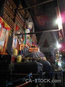 Palcho monastery buddhist kumbum gyantse east asia.
