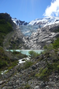 Patagonia andes southern patagonian ice field water south america.