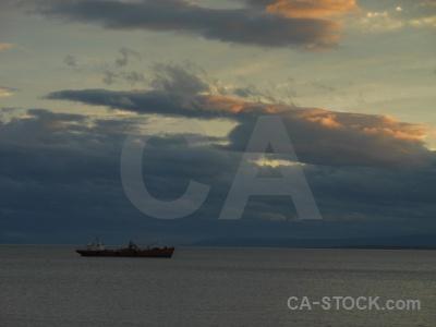 Patagonia chile ship south america vehicle.