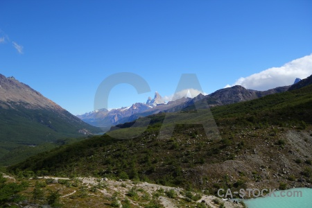 Patagonia el chalten argentina south america southern patagonian ice field.