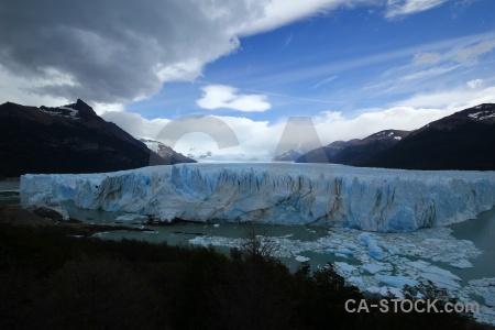 Patagonia glacier south america argentina lago argentino.