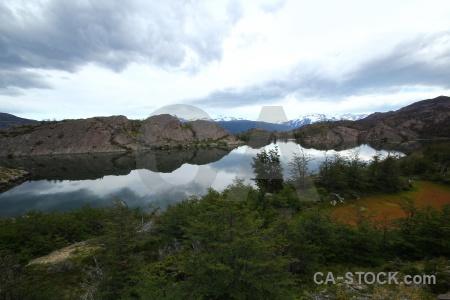 Patagonia grass day 4 circuit trek reflection.