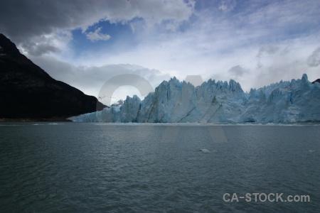 Patagonia ice argentina lake perito moreno.