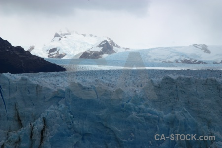 Patagonia ice sky glacier south america.