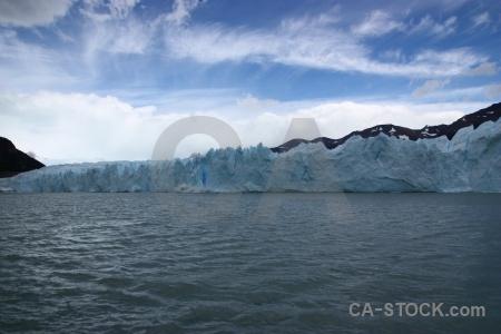 Patagonia lago argentino ice argentina south america.