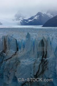 Patagonia perito moreno terminus glacier south america.