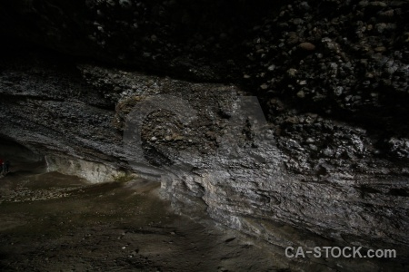 Patagonia south america cueva del milodon chile cave.