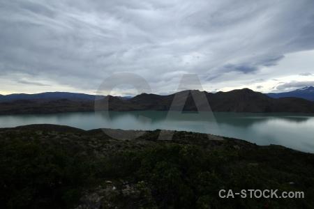 Patagonia south america torres del paine lago nordenskjold circuit trek.