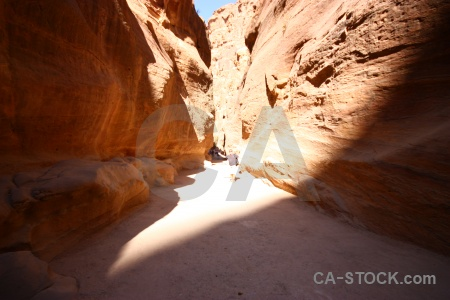 Path unesco al siq canyon asia.