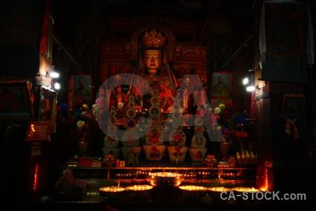 Pelkor chode inside gyantse pholkor buddhist.