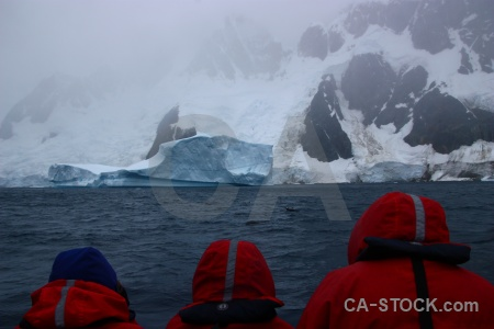Penola strait antarctica cruise sea ice water.