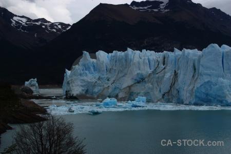 Perito moreno lago argentino south america sky glacier.