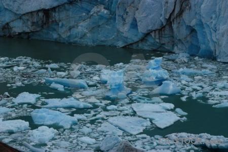 Perito moreno lago argentino terminus patagonia ice.