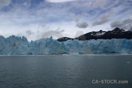 Perito moreno sky patagonia glacier cloud.