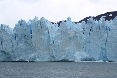 Perito moreno sky south america mountain water.