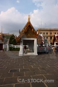 Person royal palace southeast asia grand ornate.