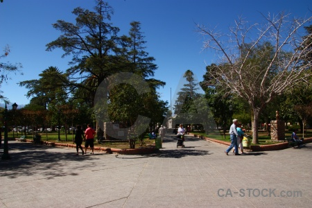 Person salta tour 2 path park south america.