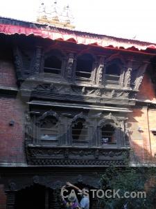 Person sky hanuman kathmandu building.