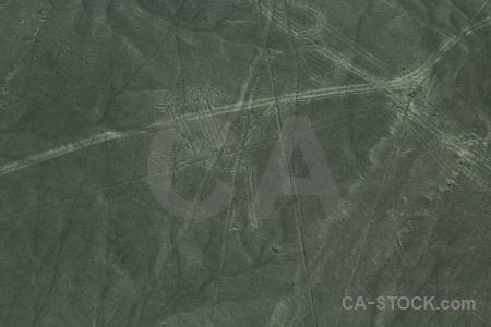 Peru aerial geoglyph unesco nazca lines.
