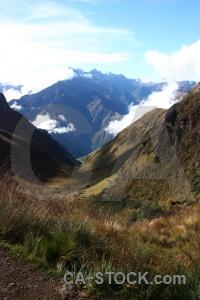 Peru inca trail sky altitude andes.