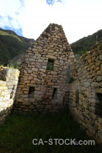 Peru sky south america stone ruin.