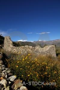 Peru uyo colca valley yanque pre inca.