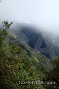 Peru winay wayna inca fog andes.