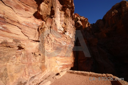 Petra asia ancient nabataeans rock.