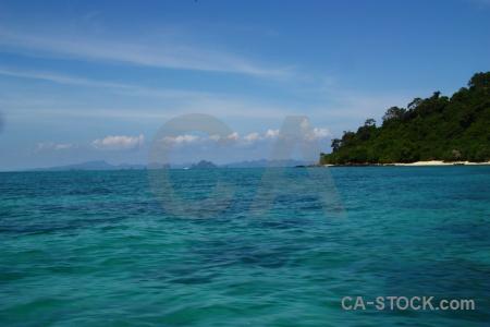 Phi phi island ko mai phai thailand asia tropical.