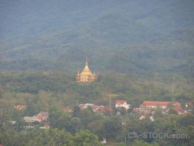 Phousi mount phou si gold luang prabang phousi.