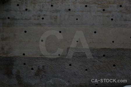 Plaster wall gray texture.