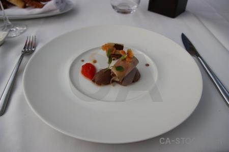 Plate javea restaurant food dessert.