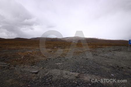 Plateau gyatchula altitude dry desert.