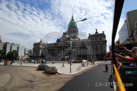 Plaza de los dos congresos argentina building del congreso cloud.