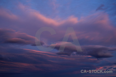 Purple spain cloud europe blue.