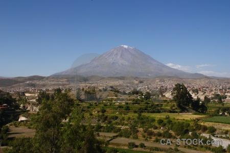 Putina volcano landscape arequipa wawa putina.